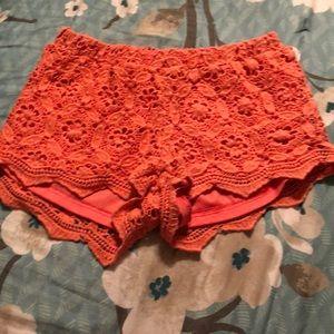 5/$20 Aeropostale small shorts